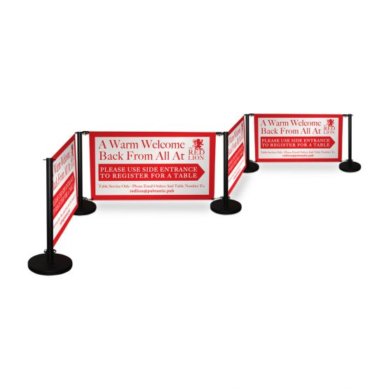 Economy Cafe Barrier